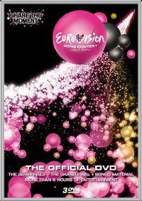 Cover  - Eurovision Song Contest - Oslo 2010 [DVD]